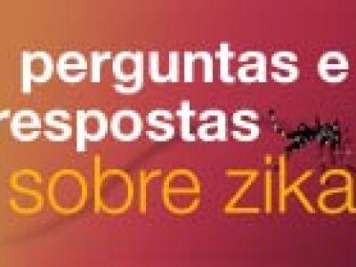 Zika - Tire suas dúvidas